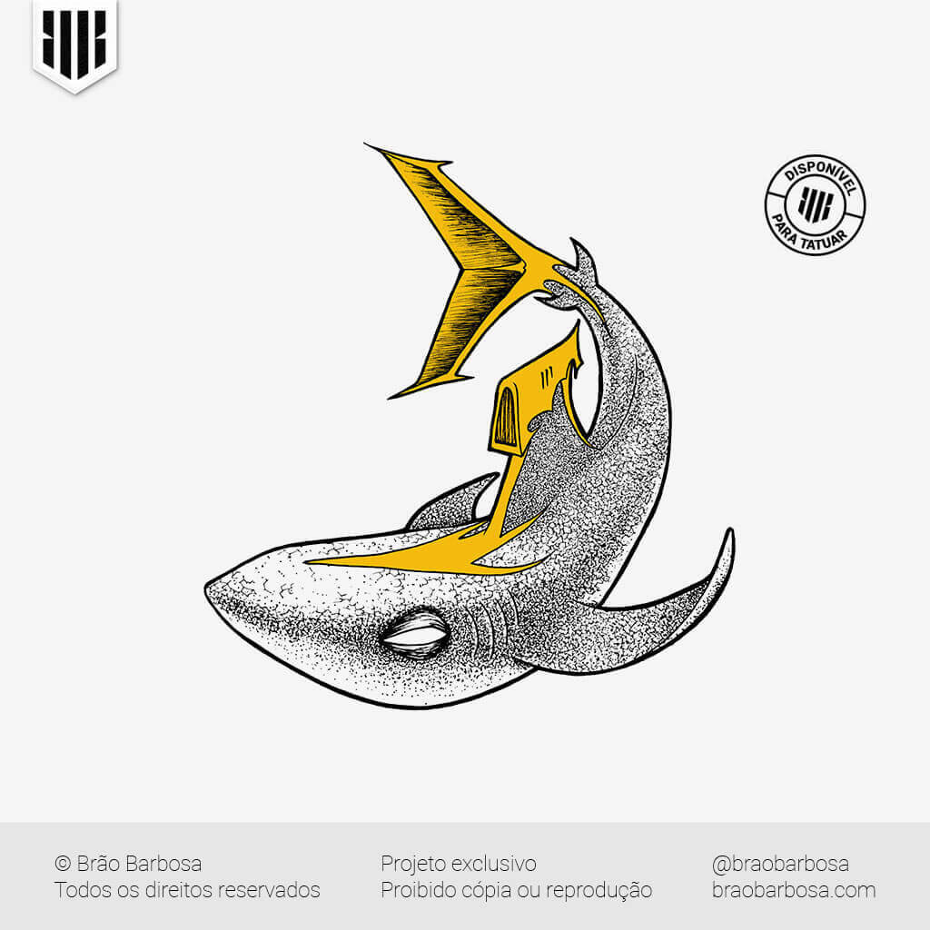 Ocean Warriors - Shark